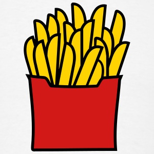 Fries T-Shirts - Men's T-Shirt
