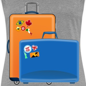Luggage - Women's Premium T-Shirt