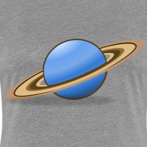 Saturn - Women's Premium T-Shirt