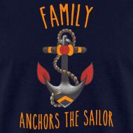 Design ~ Family Anchors the Sailor-Men