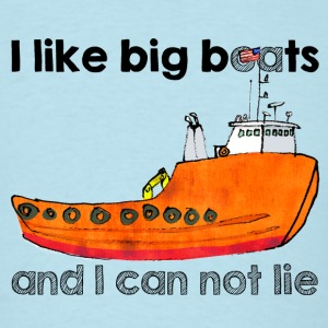 Big Boats - Men's T-Shirt