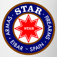 Design ~ Star Logo coffee mug