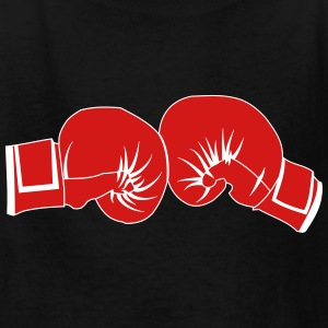 Boxing Gloves Kids' Shirts - Kids' T-Shirt