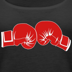 Boxing Gloves Tanks - Women's Premium Tank Top