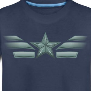 captain america Baby & Toddler Shirts - Toddler Premium T-Shirt
