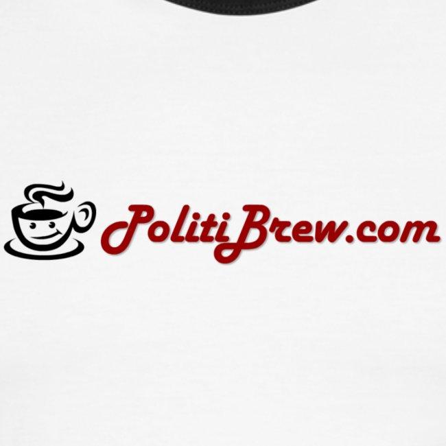 PolitiBrew.com  Logo Shirt