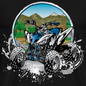Quad Raptor 250 T-Shirts - Men's Premium T-Shirt