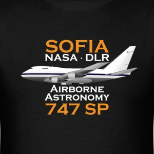 SOFIA Commemorative (Simple) T-Shirts - Men's T-Shirt