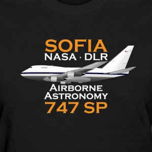SOFIA Commemorative (Simple) Women's T-Shirts - Women's T-Shirt