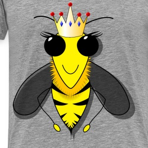 Queen Bumble Bee - Men's Premium T-Shirt