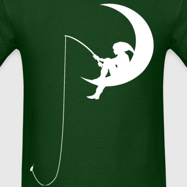 Fishing Link T-Shirts - Men's T-Shirt