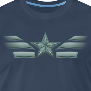 captain america costume - Men's Premium T-Shirt