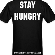 Design ~ Stay Hungry