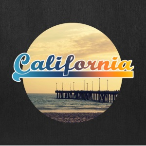 California Beach Bags & backpacks - Tote Bag