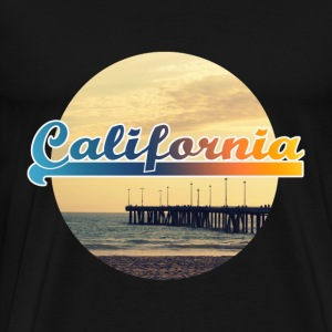 California Beach T-Shirts - Men's Premium T-Shirt