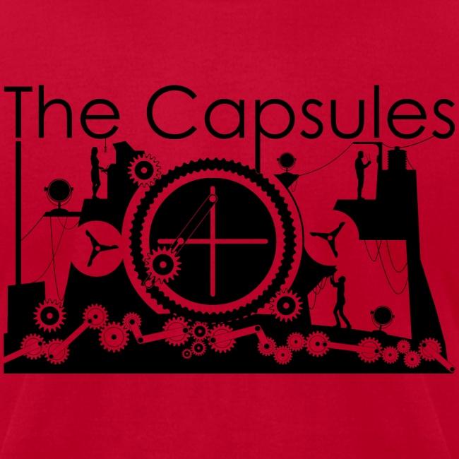9433332cf The Capsules - On Demand T-Shirt Shop | Super Symmetry T-Shirt - AA ...