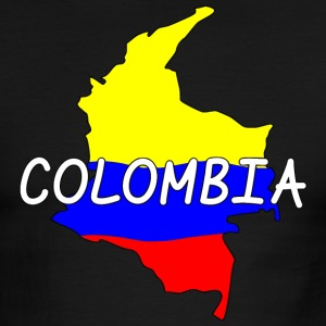 Colombia T-Shirts - Men's Ringer T-Shirt