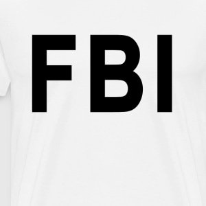 fbi_tshirts - Men's Premium T-Shirt