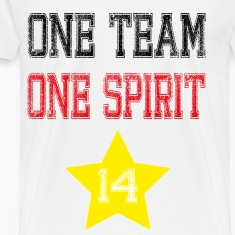 Germany team spirit T-Shirts