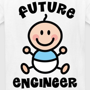 Future Engineer Kids' Shirts - Kids' T-Shirt
