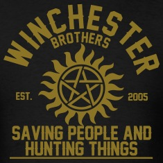 winchester brothers T-Shirts