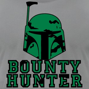 bounty hunter T-Shirts - Men's T-Shirt by American Apparel