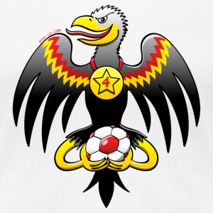 Germany's Eagle Soccer Champion Women's T-Shirts - Women's Premium T-Shirt