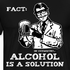 Alcohol is a Solution in Chemistry