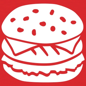 Burger T-Shirts - Men's T-Shirt