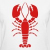 Lobster Women's T-Shirts - Women's T-Shirt