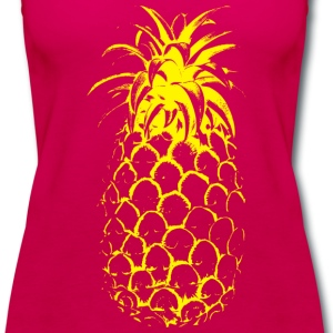 PINEAPPLE TANK TOP TSHIRT - Women's Premium Tank Top
