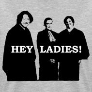 Design ~ Hey Ladies! (Women's V-Neck T)