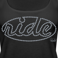 Design ~ Women's Ride Bike Chain Shirt