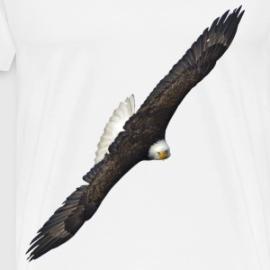 Eagle Turning - Men's Premium T-Shirt