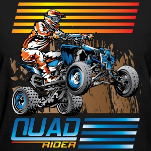 Freestyle Quad Rider Women's T-Shirts - Women's T-Shirt