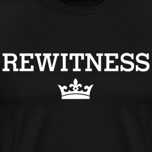 Re-Witness LBJ Shirt - Cleveland Cavs 2.0 - Men's Premium T-Shirt