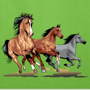 Horses Bags & backpacks - Tote Bag