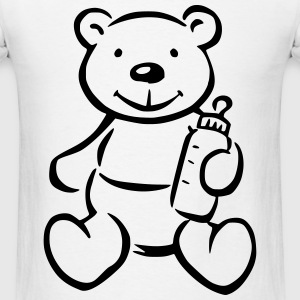 Teddy Bear T-Shirts - Men's T-Shirt