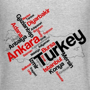 Turkey Long Sleeve Shirts - Crewneck Sweatshirt