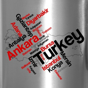 Turkey Bottles & Mugs - Travel Mug
