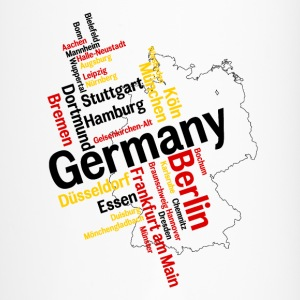 Germany Bottles & Mugs - Travel Mug
