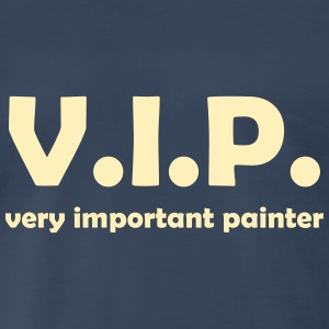 vip painter T-Shirts - Men's Premium T-Shirt