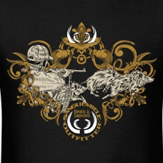 shooting running wild boa T-Shirts