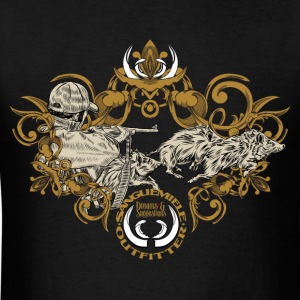 shooting running wild boa T-Shirts - Men's T-Shirt