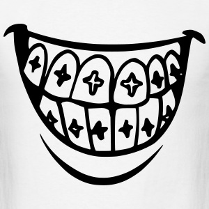 Braces T-Shirts - Men's T-Shirt