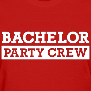 Bachelor Party Crew Women's T-Shirts - Women's T-Shirt