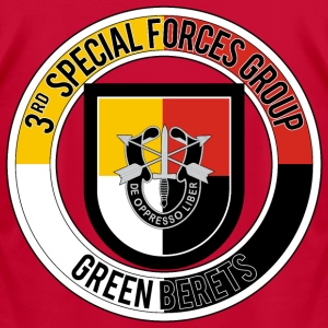 3rd Special Forces - Men's T-Shirt by American Apparel