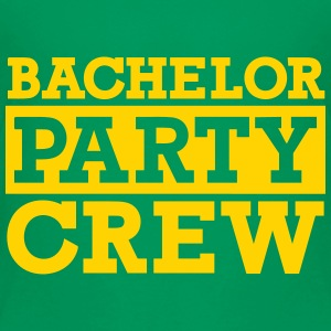 Bachelor Party Crew Baby & Toddler Shirts - Toddler Premium T-Shirt