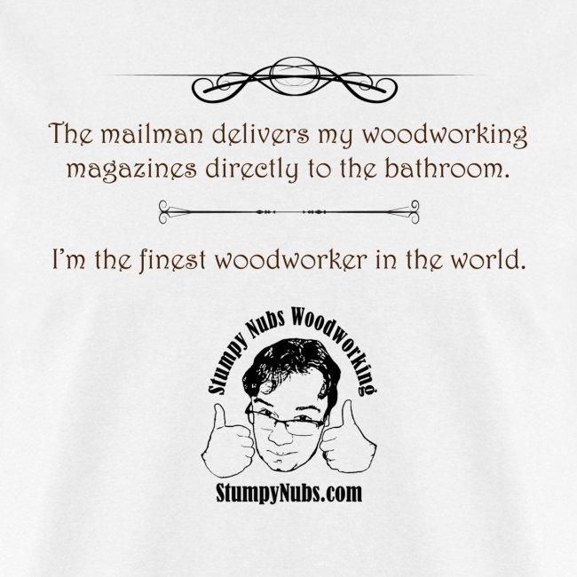 Finest Woodworker #2