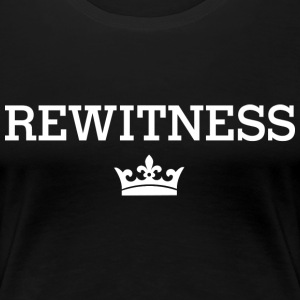 Re-Witness LBJ Ladies' Shirt - Cleveland Cavs 2.0 - Women's Premium T-Shirt